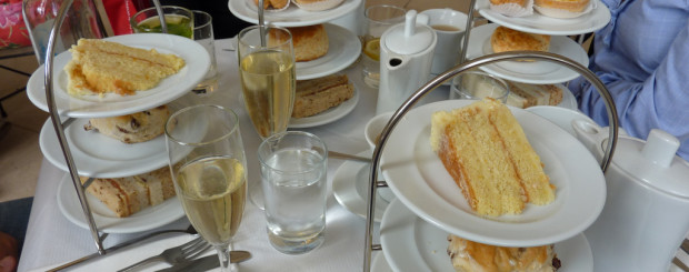 9 Places To Have Afternoon Tea In London