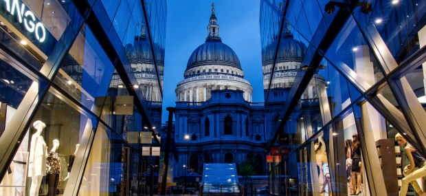 St Paul London