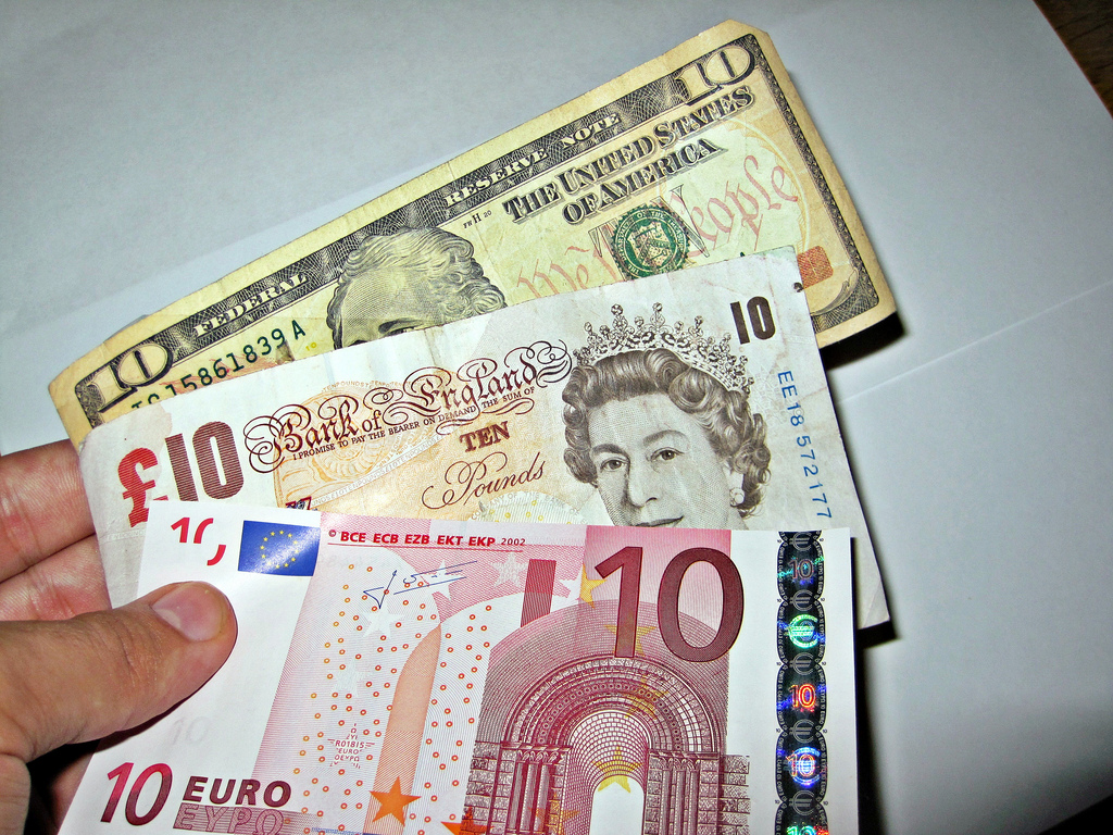 Exchanging Foreign Currency In London Expats Guide