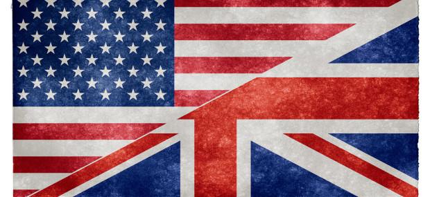 Union Jack US Flag