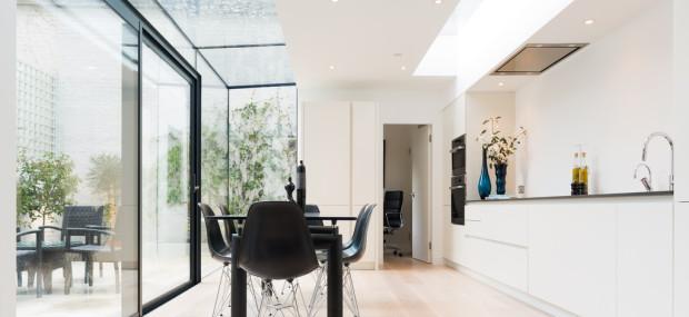 Inside Knightsbridge Apartment