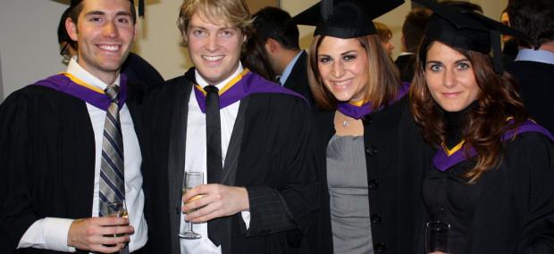 London Graduation