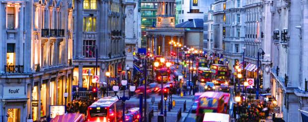 Highstreet in London