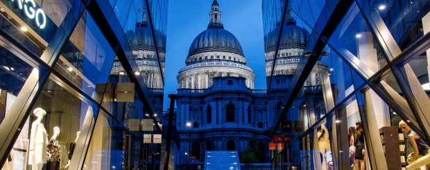 St Paul London