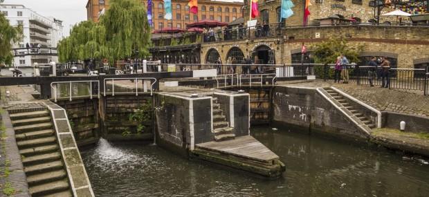 Camden Lock, Camden Market