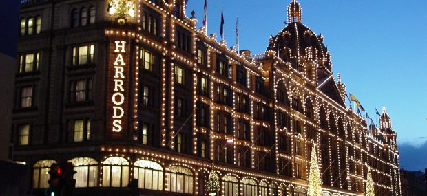 London Department Store